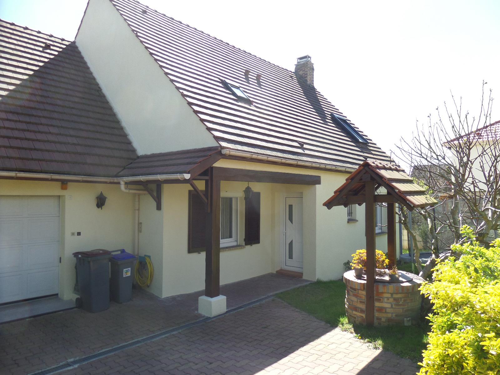 Vente maisons agence for Le jardin domont
